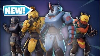 I brought these skins because... (Fortnite Battle Royale)