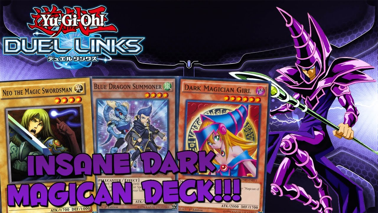SPELLCASTER FIEND DECK | Yu-Gi-Oh! Duel Links Deck Profile