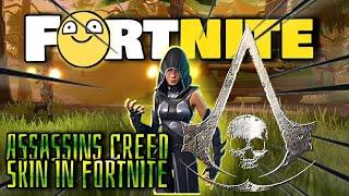 Assassins Creed Skin in Fortnite