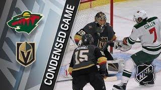 Minnesota Wild vs Vegas Golden Knights March 16, 2018 HIGHLIGHTS HD