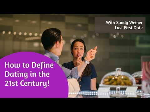 21st century dating tips