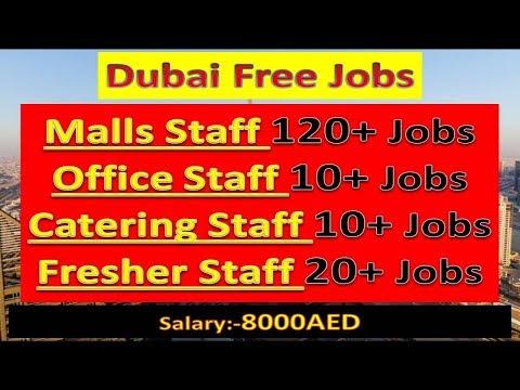 Jobs In Dubai 150+ New Jobs 2019 Salary :-8000AED   Hindi Urdu  
