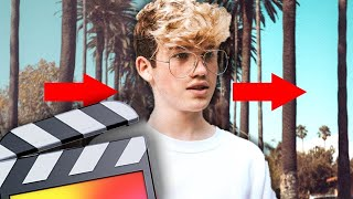 How To Use Color Grading LUTs - Final Cut Pro X 10.4 Tutorial