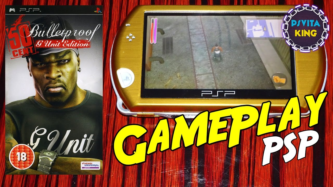 50 Cent Bulletproof G Unit Edition Psp Psp Go Gameplay