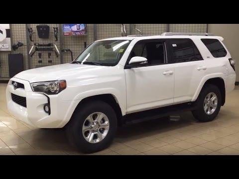 2017 Toyota 4runner Sr5 Review