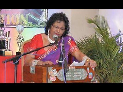 Lily Ramcharan - Chadariya Jheeni Re Jheeni (Kabir Bhajan)