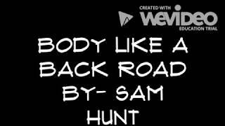 Gambar cover Body Like a Back Road Lyrics