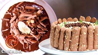 Best Dessert Ideas For World Chocolate Day! | MasterChef Canada | MasterChef World