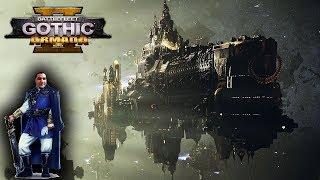 [18+] Шон играет в Battlefleet Gothic Armada 2 - стрим 2 (PC, 2019)