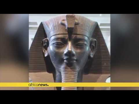 3000 year old Ancient Egyptian Pharoah statue discovered: Prophecy Reminder