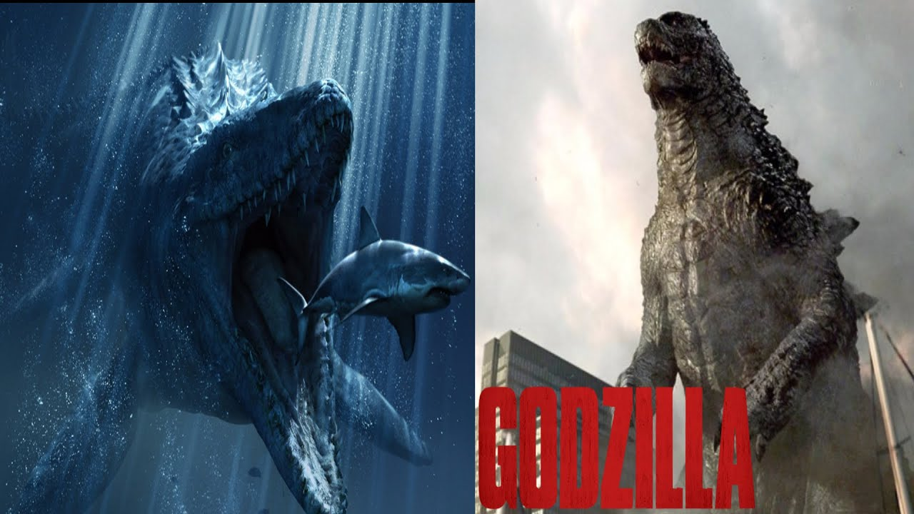 Mosasaur vs Godzilla: Who Would Win? - YouTube