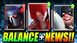 New Balance Update NEWS!! BIG REWORKS COMING?? Top 8 cards for Balance Update!!