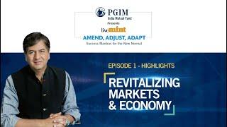 #AmendAdjustAdapt   Sneak Peak: EP 1 - Revitalizing Economy & Markets