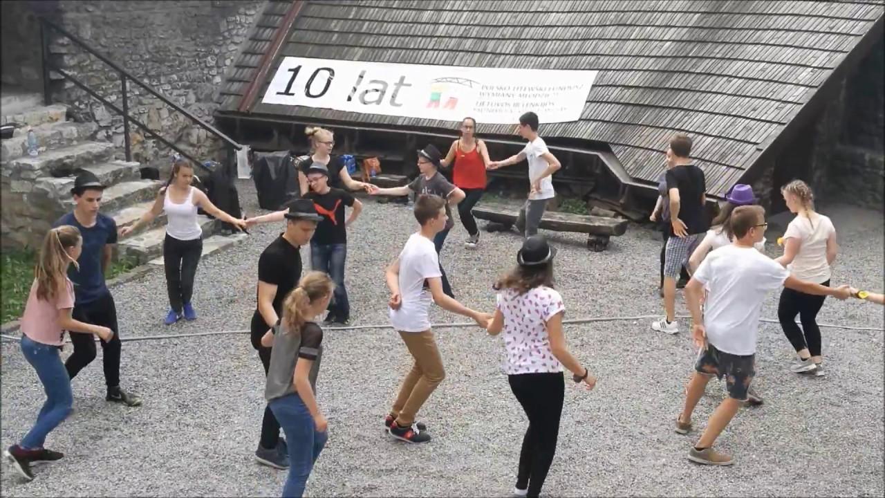 Muzyka i taniec łączą narody - Muzika ir šokis sujungia žmones