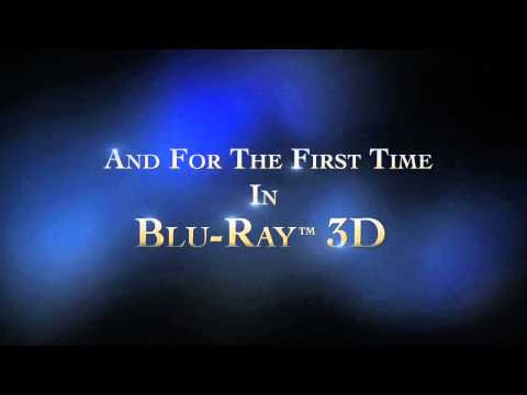 TITANIC Blu-ray 3D Trailer - on Blu-ray 3D and 2D NOW