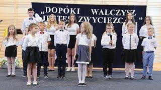 Otwarcie sali gimnastycznej w SP w Jazgarce