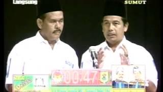 Debat Calon Bupati dan Wakil Bupati Serdang Bedagai 2010-2015