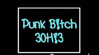 3OH!3 - Punk B!tch [Lyrics in Description]