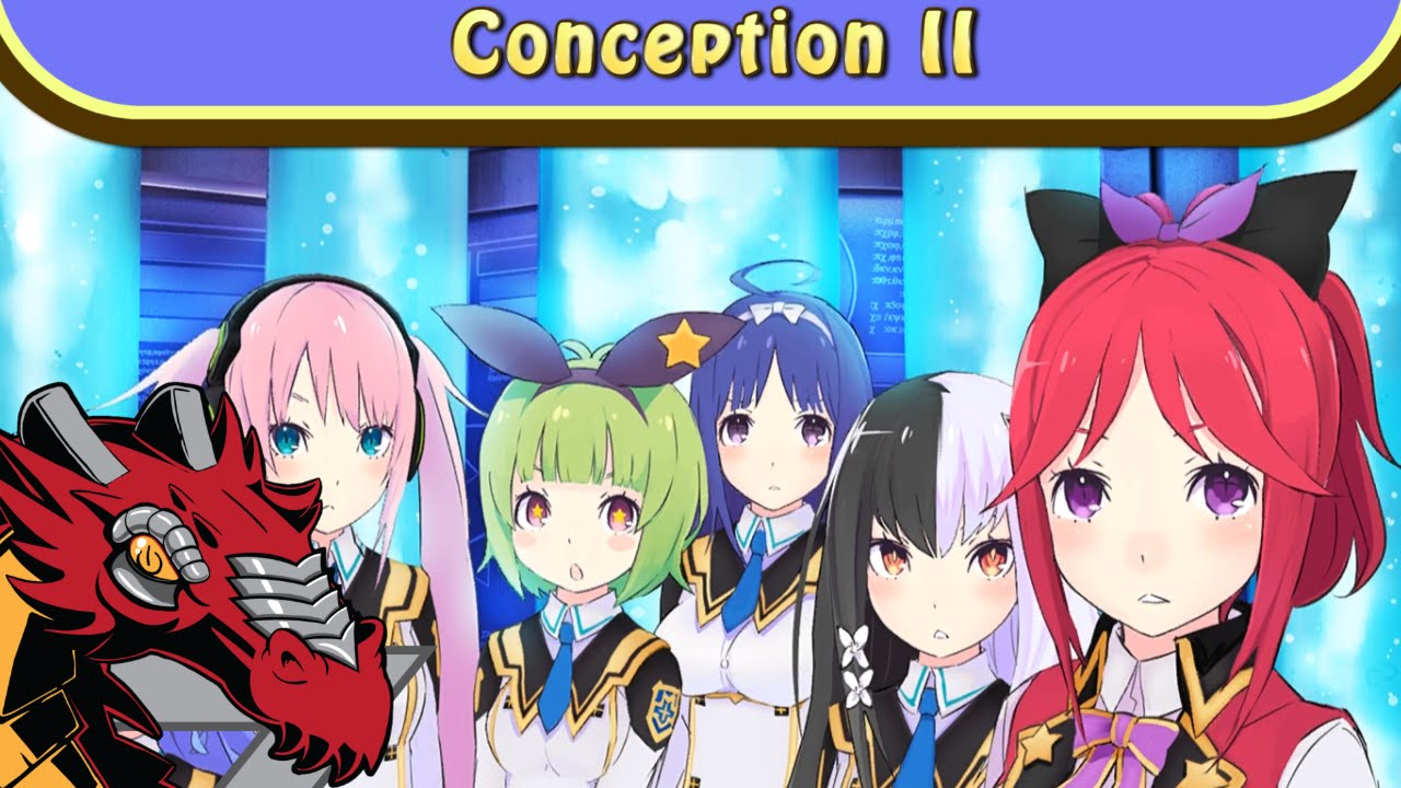 Conception 2 Children Of The Seven Stars Pc Critical Eye Drink Your Milk