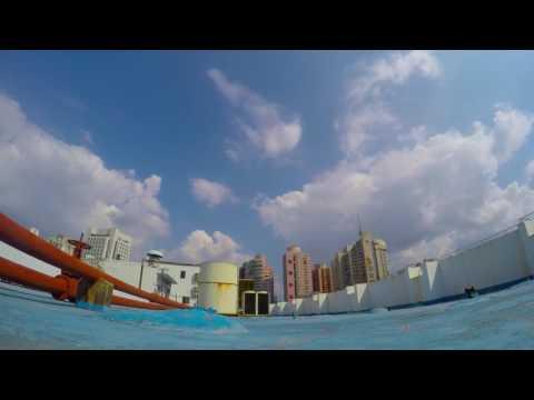 Gopro time lapse ShenZhen