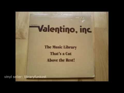 An Introduction To Valentino Music library / The Valentino Sound Effects Library Mp3