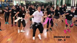 SELOW VIA VALLEN ZUMBA CHOREO BY YP J