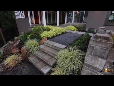 Dennis' 7 Dees Modern Home Landscape Renovation