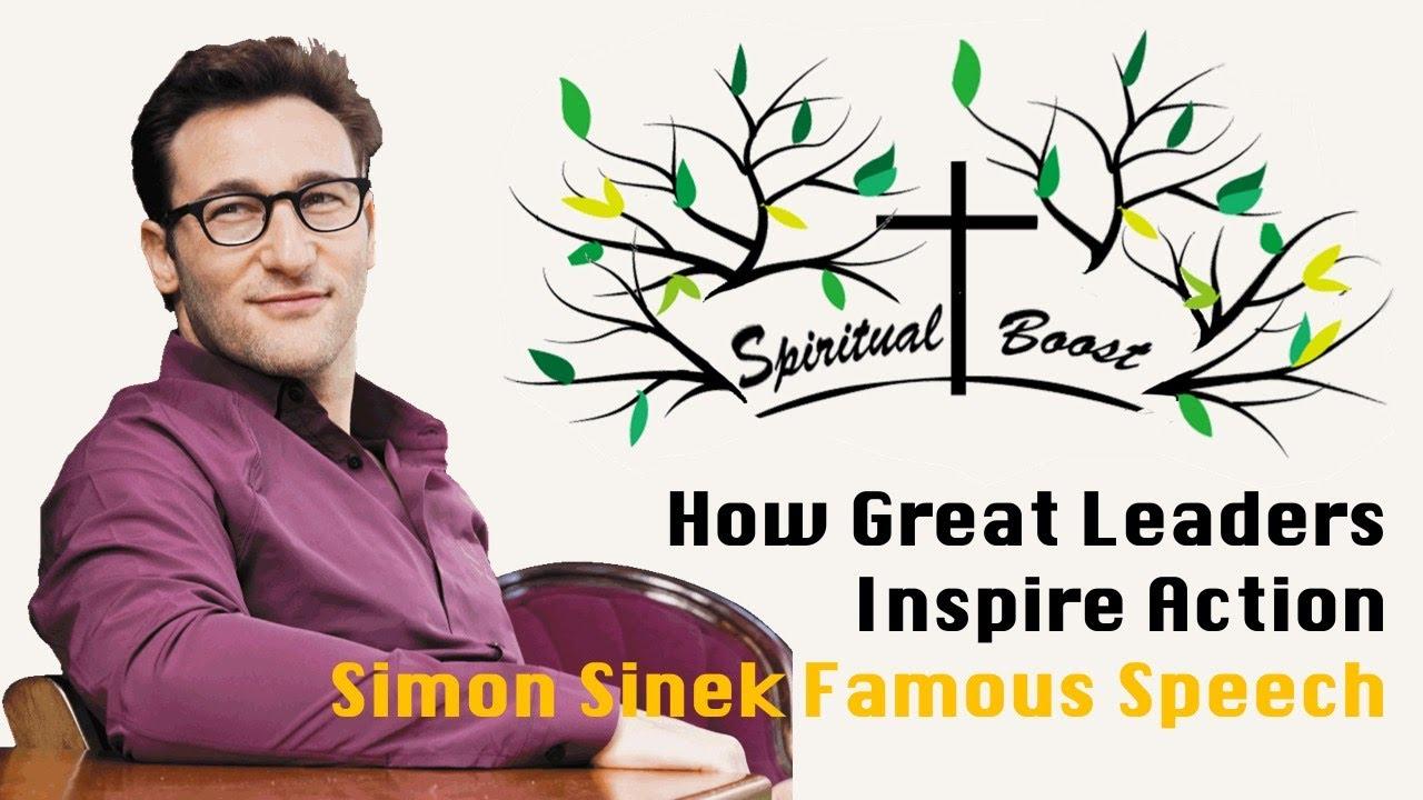 Download How Great Leaders Inspire Action | Simon Sinek Famous Speech