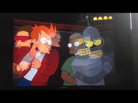 Super Disco Breakin By Beastie Boys Futurama
