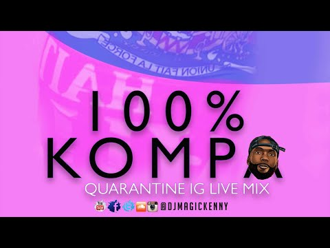 100 % KOMPA MIX 2020 || QUARANTINE GOUYAD LIVE MIX