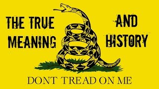 dont tread on me clipart step by step current - HD 2000×1140