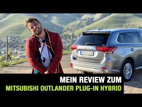 2020 Mitsubishi Outlander Plug In Hybrid Facelift Top 223 Ps Phev Fahrbericht Review Test Youtube