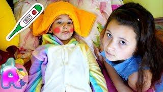 Sick Song | Children Songs & Nursery Rhymes