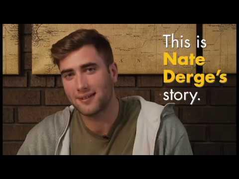 UWM Veterans Day 2016 Nate Derge's Story