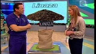 Dr. TV Perú (03-12-2014) - B3 - Asistente del Día: Linaza, Chía Y Ajonjolí