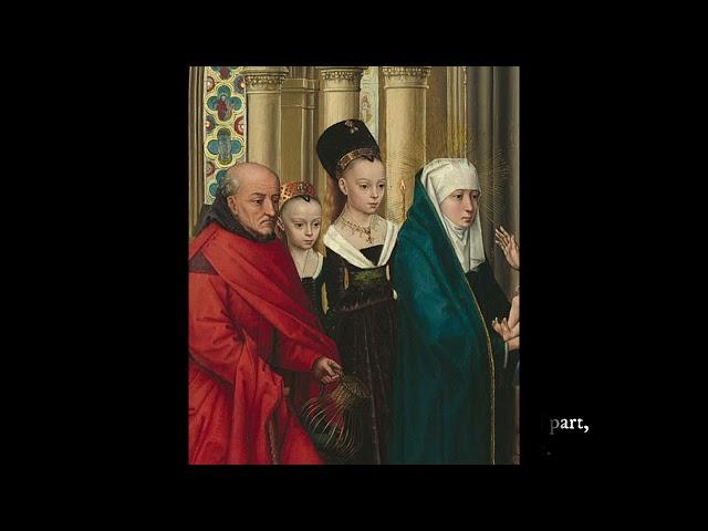 3 minutes d'art - Saint-Luc peignant la vierge de Rogier van der Weyden