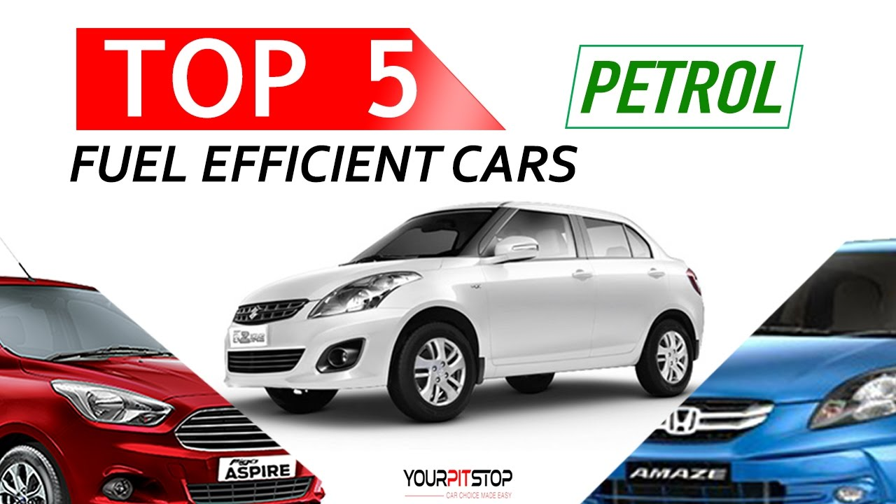 Top 5 Fuel Efficient Best Mileage Petrol Sedans In India Cars Under 9 Lakh 2016