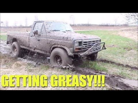 Mud Truck Build: Ford 6.9 International Part: Final episode