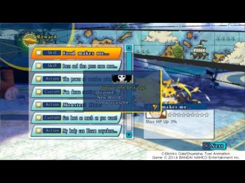 One Piece Unlimited World Red Deluxe Edition - Boss Fight |