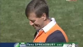 Rugby Union 2003, Scotland vs Fiji at Sydney part 1.