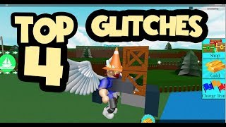 Best Fly Glitches! | Build a Boat for Treasure | Roblox