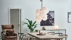 Le Klint's The Bouquet pendant lights |FinnishDesignShop.com