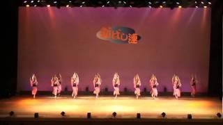 新ばし連@徳島市立文化センター ~2011.8.13  選抜阿波踊り大会2日目~