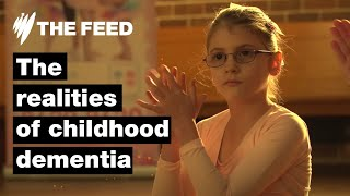 Lasting Moments: The heartbreaking reality of childhood dementia