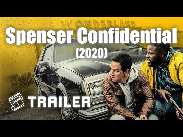 Spenser Confidential 2020 Official Trailer Mtdb Movie Trailers Database Youtube