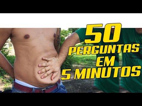 DESAFIO 50 PERGUNTAS EM 5 MINUTOS MRLUCKY