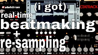 Octatrack: beatmaking #3 - Slots, Re-sampling, Scenes (i got)