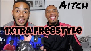 Aitch - Kenny Allstar Freestyle - REACTION
