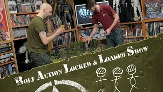 Bolt Action: How To Run A Demo Game