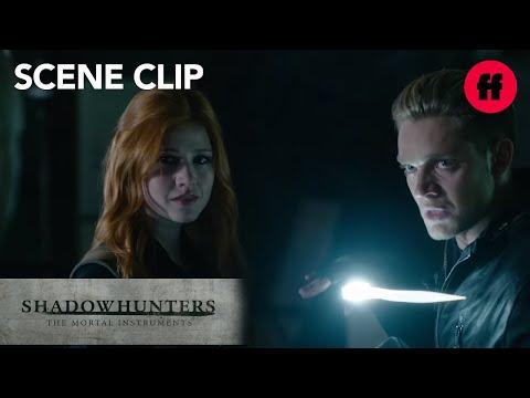 Shadowhunters | Season 1, Episode 11: Jace's Father | Freeform